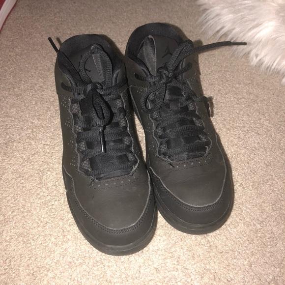 Jordan Shoes | Black Flight S | Poshmark